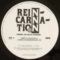 DIRTY CHANNELS - African Democrazy : 12inch