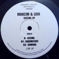 MAKCIM & LEVI - 1055ML EP : 12inch