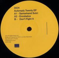 OCH - Autoreply Twenty EP : 2x12inch