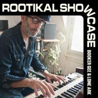 BOOKER GEE & LONE ARK - Rootikal Showcase : HMV record shop(Lawson Entertainment, Inc.) (JPN)