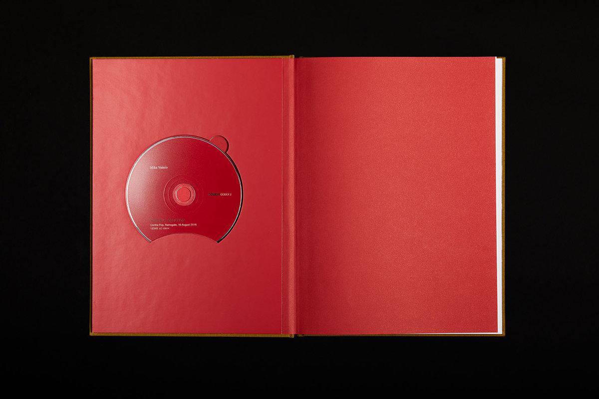 JOSÉPHINE MICHEL & MIKA VAINIO - The Heat Equation (Book + CD) : BOOK+CD gallery 4