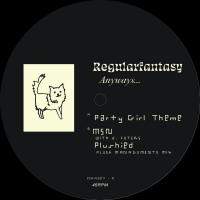 REGULARFANTASY - Anyways... : 12inch
