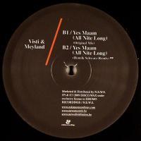 VISTI & MEYLAND - Yes Maam (All Nite Long) : 12inch