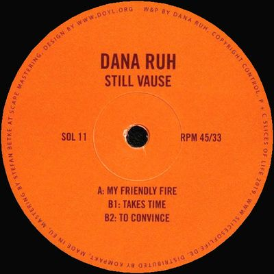 DANA RUH - Still Vause : SLICES OF LIFE (GER)