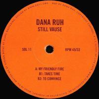 DANA RUH - Still Vause : 12inch