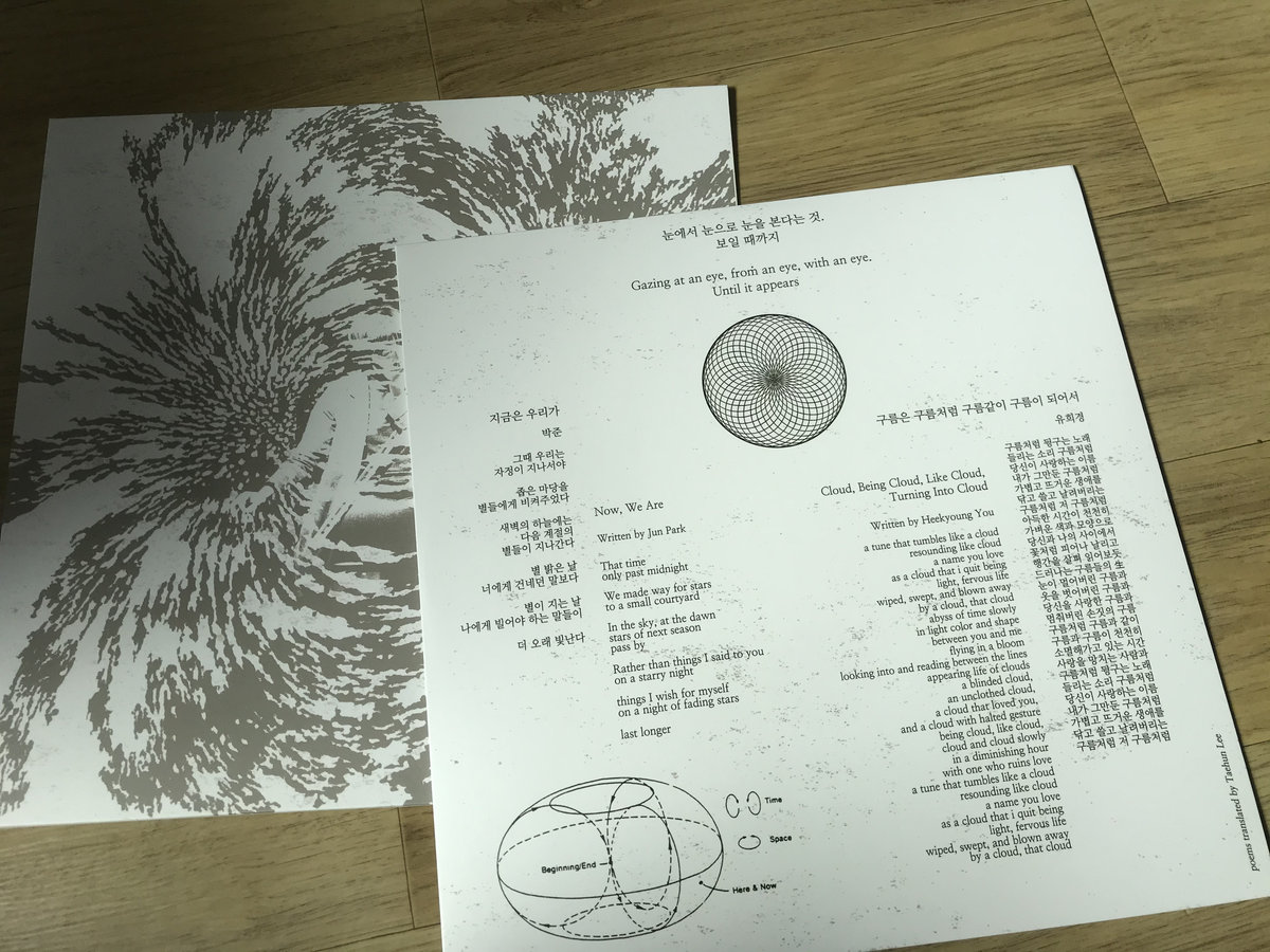 SEUNGMIN CHA - Nuunmuun : LP gallery 1