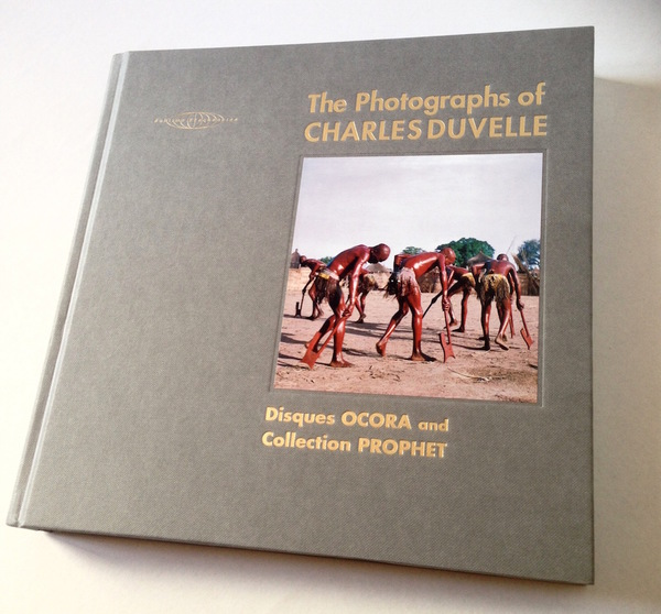 HISHAM MAYET / CHARLES DUVELLE - The Photographs Of Charles Duvelle - Disques OCORA And Collection PROPHET : 2CD with 296-page hardcover book. gallery 0