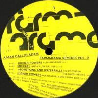 A MAN CALLED ADAM - Farmarama Remixes Vol.2 : 12inch