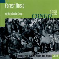 VARIOUS - HUGH TRACEY - Forest Music, Northern Belgian Congo 1952 : CD