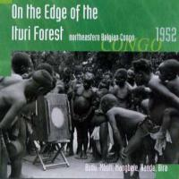 VARIOUS - HUGH TRACEY - On The Edge Of The Ituri Forest : CD
