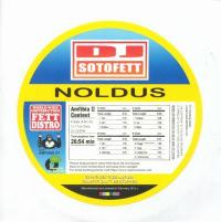 DJ SOTOFETT - Noldus : SEX TAGS AMFIBIA (NOR)