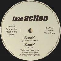 FAZE ACTION - Spark / Hypnotic EP : 12inch