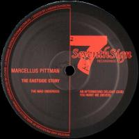 MARCELLUS PITTMAN - Eastside Story : 12inch