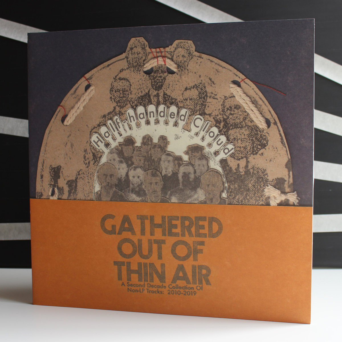 HALF-HANDED CLOUD - Gathered Out Of Thin Air : 2LP+DOWNLOAD CODE gallery 0