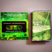 BAZE.DJUNKIII - The Gangster Files (Tape/Ltd 70) : INTRAUTERIN RECORDINGS (GER)