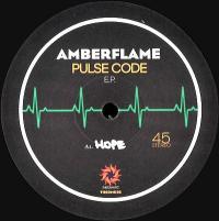 AMBERFLAME - Pulse Code EP : 12inch