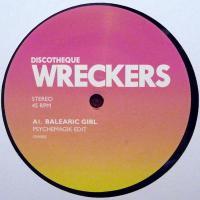 PSYCHEMAGIK - Balearic Girl : DISCOTHEQUE WRECKERS <wbr>(UK)