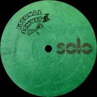 AARON PALMQUIST - ECohesion EP : ETERNAL SCHVITZ (UK)