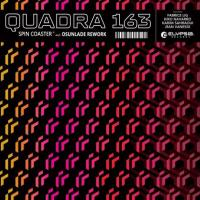 QUADRA 163 - Spin Coaster (incl. Osunlade Rework) : 12inch
