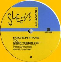 INCENTIVE - YOU : 12inch