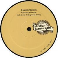 COSMIC GARDEN - Promise Of The Sun (Glenn Underground Remix) : 12inch