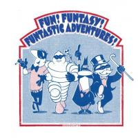 VARIOUS ARTISTS - Fun! Funtasy! Funtastic Adventures! : LP