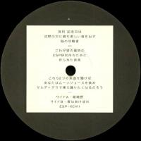 HOSHINA ANNIVERSARY - Sagano b/w Haru Wa Akebono : ESP INSTITUTE (US)
