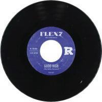 THE REFLEX - Good High / Engine #9 : 7inch