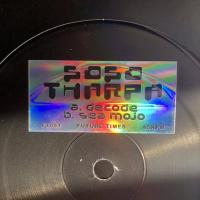 SOSO THARPA - Decode B/W Sea Mojo : FUTURE TIMES (US)