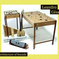 LEANDRO C?SAR - Architecture of Sounds : SPIRAL RECORDS (JPN)