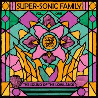 VARIOUS ARTISTS - SUPER-SONIC FAMILY : 2LP