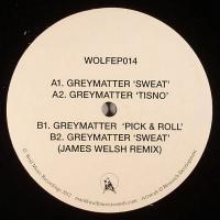 GREYMATTER - Wolf EP 14 : WOLF MUSIC RECORDINGS (UK) : 12inch
