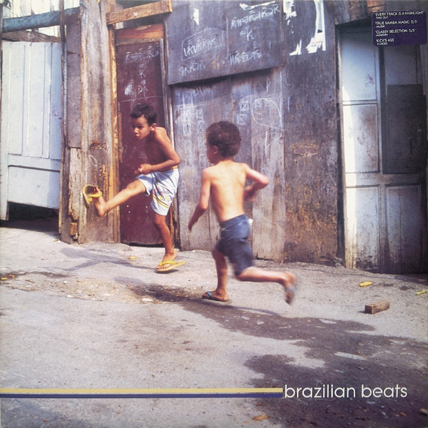 VARIOUS - Brazilian Beats : MR BONGO (UK)