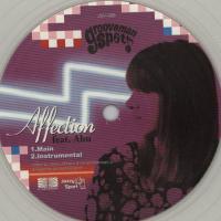 GROOVEMAN SPOT - Affection Feat. Ahu : 12inch