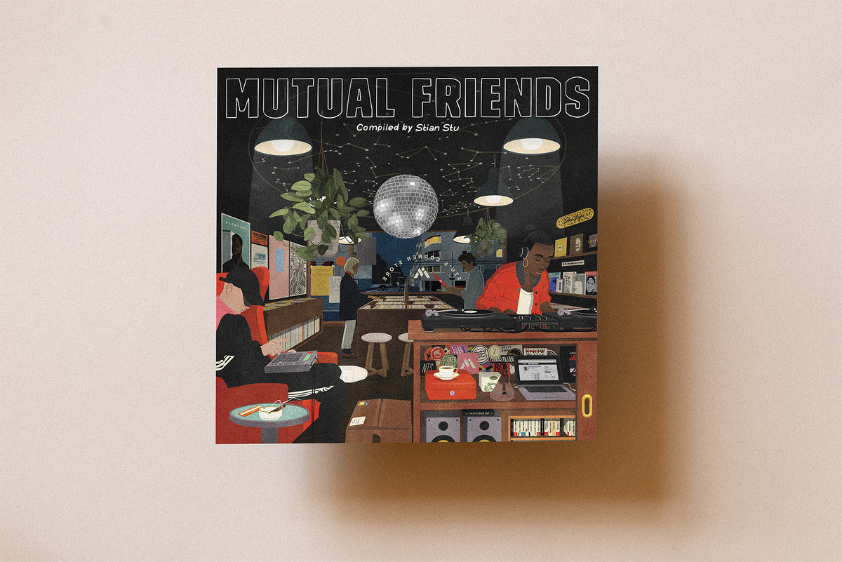 VARIOUS - MUTUAL INTENTIONS - Mutual Friends Compiled By Stian Stu : LP gallery 0