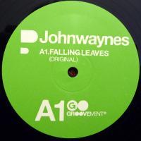THE JOHNWAYNES - Falling Leaves : 12inch