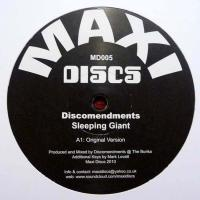 DISCOMENDMENTS - Sleeping Giant : 12inch