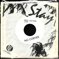 ROGER ROBINSON - Stay / Version : 7inch