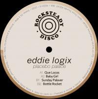 EDDIE LOGIX - Placebo Palace : ROCKSTEADY DISCO (US)