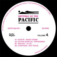 VARIOUS ARTISTS - Rhythms Of The Pacific Volume 4 : 12inch