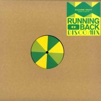 SUZANNE KRAFT - Green Flash EP : RUNNING BACK <wbr>(GER)