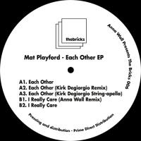 MAT PLAYFORD - Each Other EP : 12inch