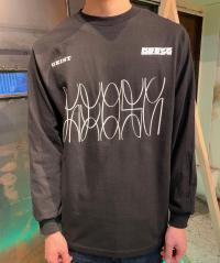 日野浩志郎(YPY) - GEIST A デザイン ロングTシャツ XL-size : T-SHIRT