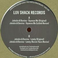 n_t0000439JAKOBIN &<wbr> DOMINO - Squeeze Me : LUV SHACK RECORDS <wbr>(AUT)