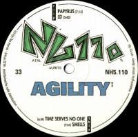 NL110 - Agility EP : NO HANDS (DEN)