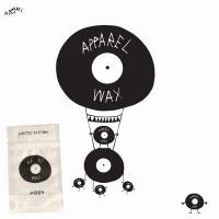APPAREL WAX - 007  (+Apparel Wax Kit, First 200 Copies) : APPAREL MUSIC (UK)