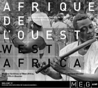 Various - MUSIC ARCHIVES OF WEST AFRICA The 70s In Bouake : CD