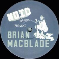 BRIAN MACBLADE - Slice Of Brian EP : 12inch