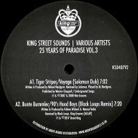 KERRI CHANDLER / TIGER STRIPES / BUNTE BUMMLER - 25 Years Of Paradise Vol. 3 (Solomun / Black Loops / Doug Gomez Remixes) : 12inch