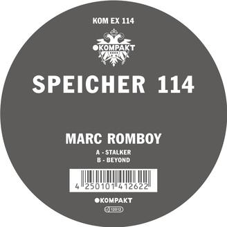 MARC ROMBOY - Speicher 114 : KOMPAKT EXTRA (GER)